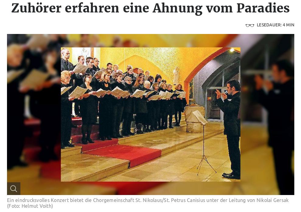 image from 2012: Requiem von Duruflé