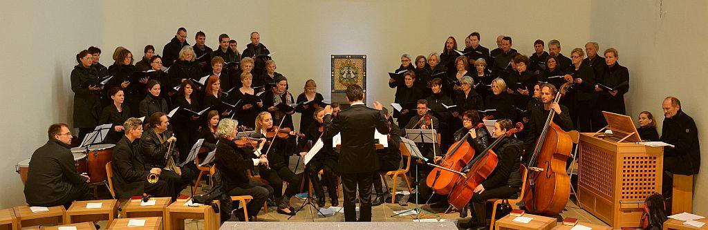 image from Messe am 10.02. mit zwei Chören